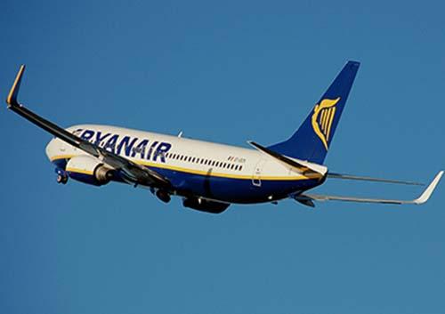 Ryanair vuelos baratos